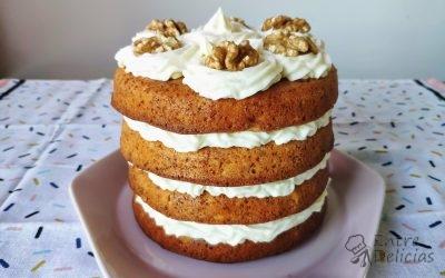 TARTA COLIBRÍ (HUMMINGBIRD CAKE) Mambo